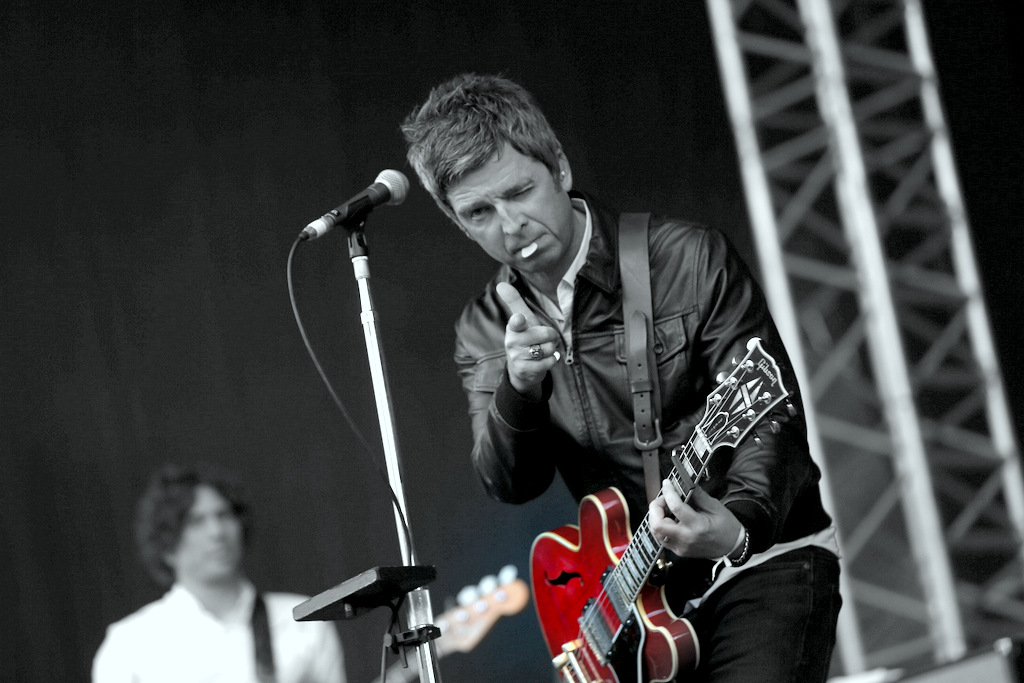 Noel Gallagher tour 2016